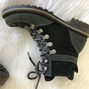 bos & co Shoes - Bos & Co Lace Up Combat Ankle Booties Size 37